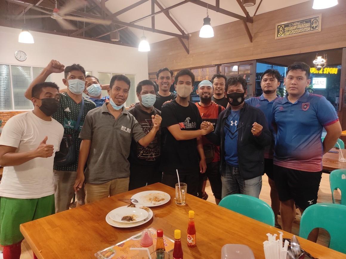 Nahkoda JBFC Berganti, Perkuat Ajang Silaturahmi Para Jurnalis